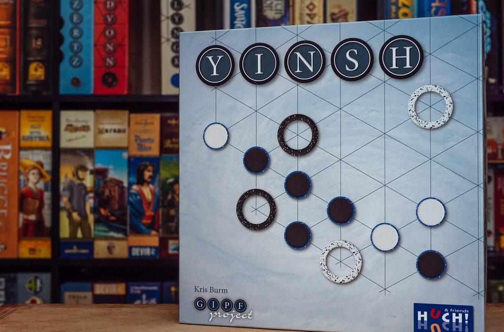 YINSH [Reseña]