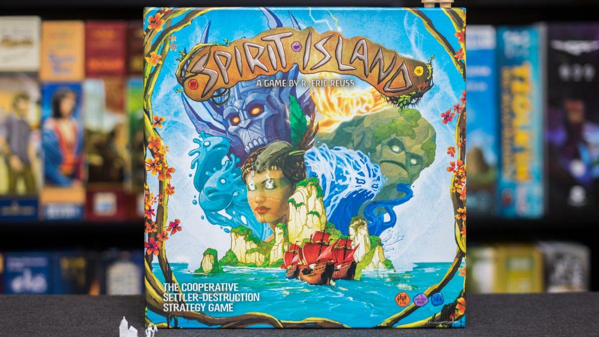 Spirit Island [Reseña]