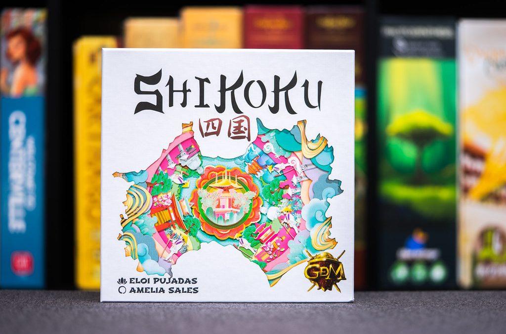 Reseña de Shikoku