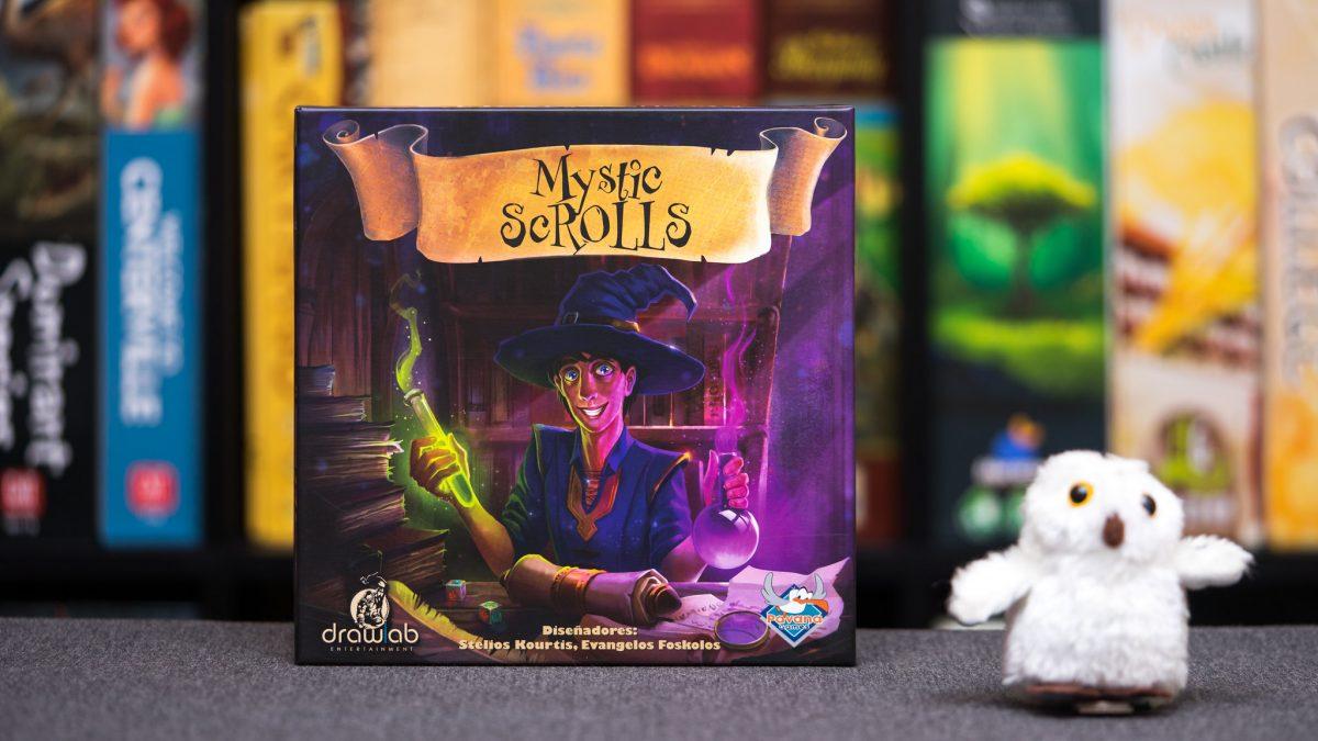 Mystic ScROLLS [Reseña]