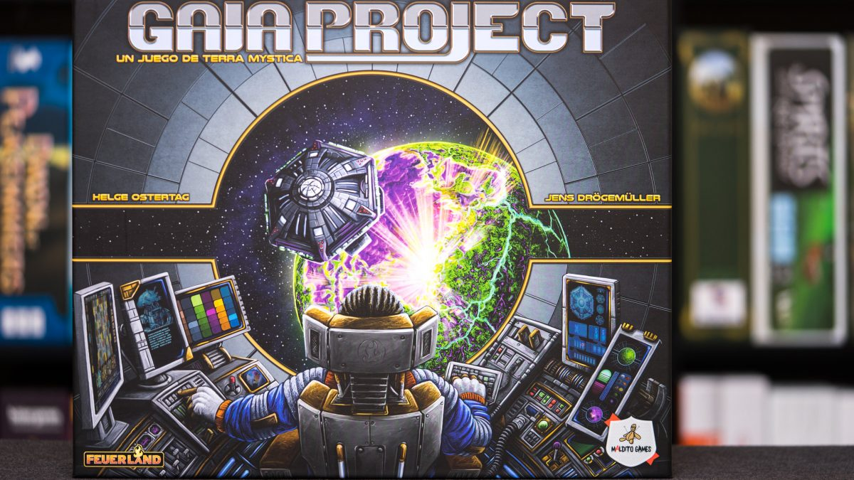 Gaia Project [Reseña]
