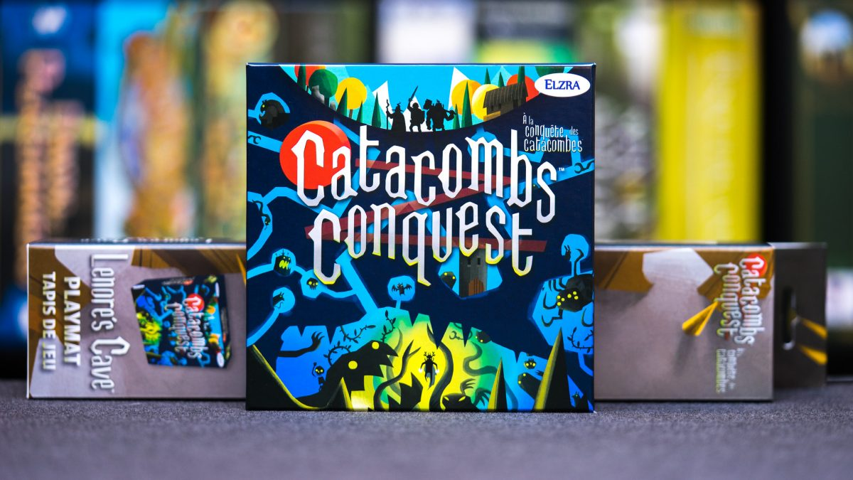 Catacombs: Conquest [Reseña]