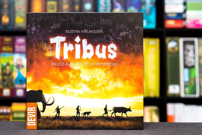 Reseña de Tribus: En los Albores de la Humanidad