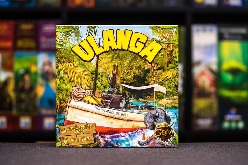 Reseña de Ulanga
