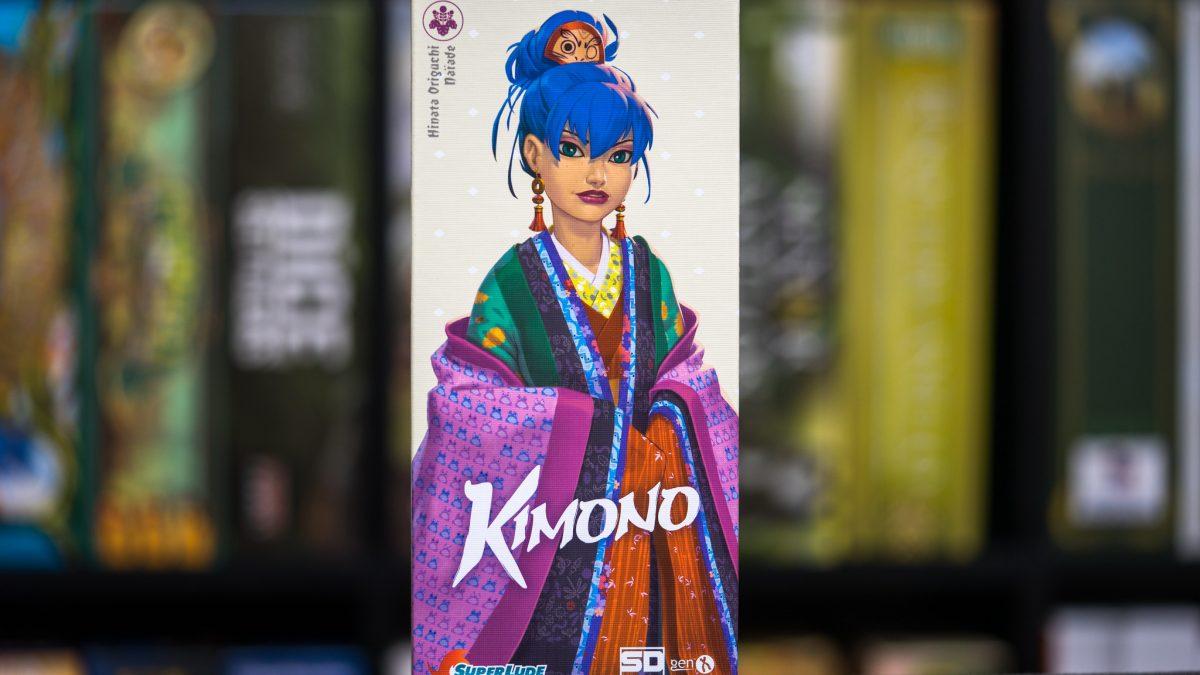 Kimono [Reseña]