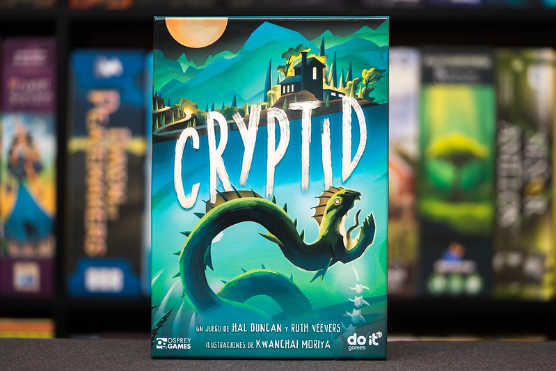 Reseña de Cryptid
