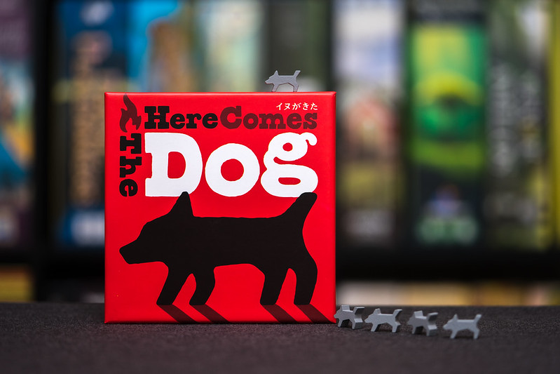 Reseña de Here Comes the Dog