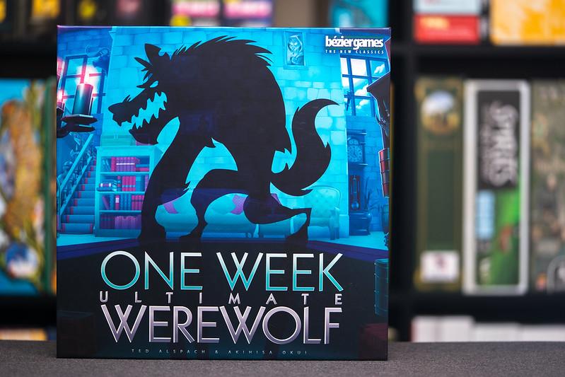 Reseña de One Week Ultimate Werewolf