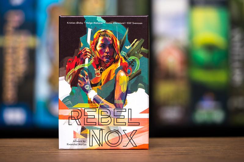 Reseña de Rebel Nox