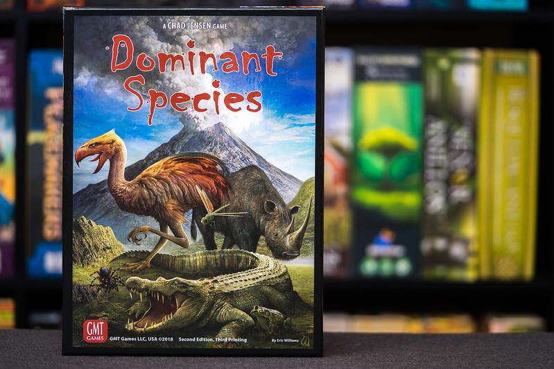 Reseña de Dominant Species