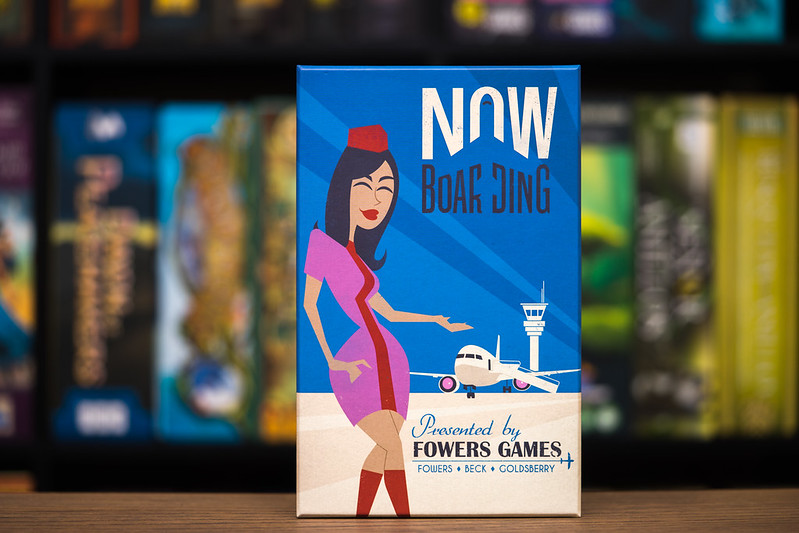 Reseña de Now Boarding