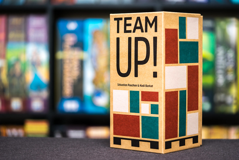 TEAM UP! [Reseña]