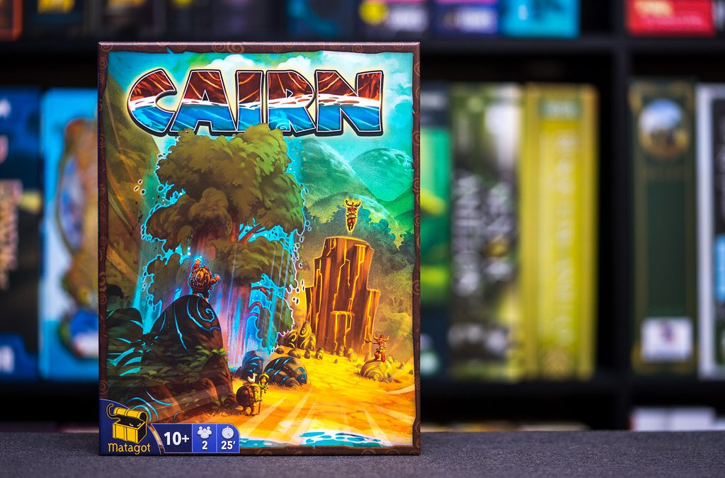 Cairn [Reseña]