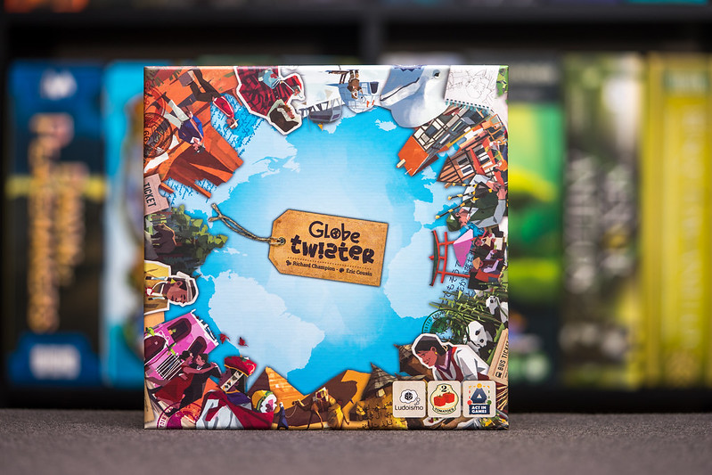 Globe Twister [Reseña]