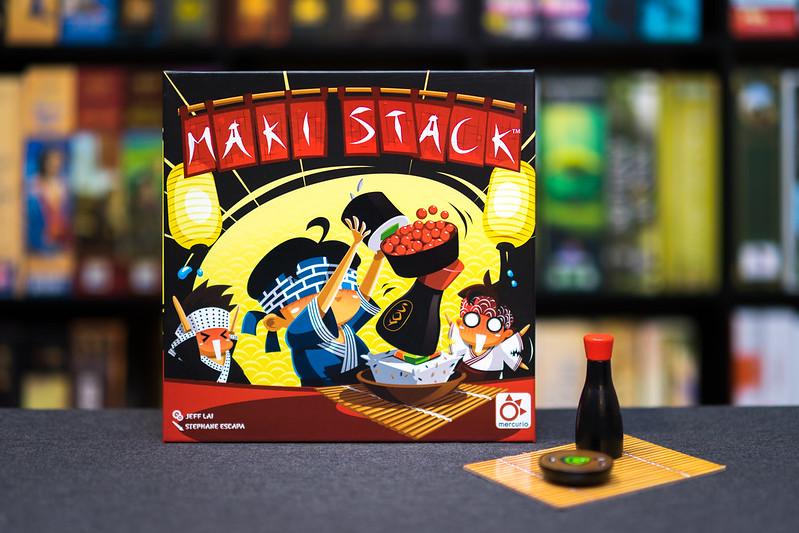 Maki Stack [Reseña]
