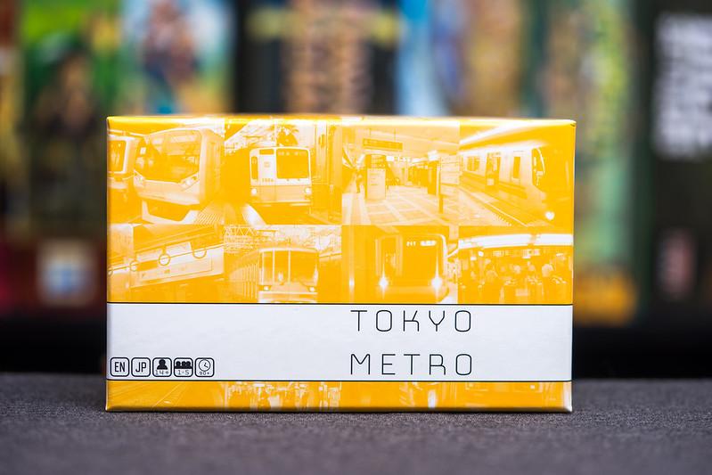 TOKYO METRO [Reseña]