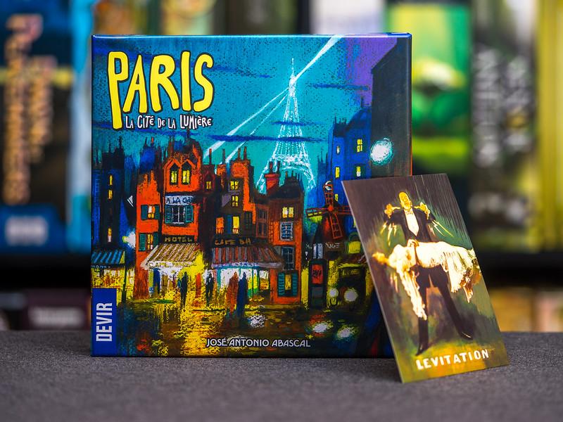Paris: La Cité de la Lumière [Reseña]