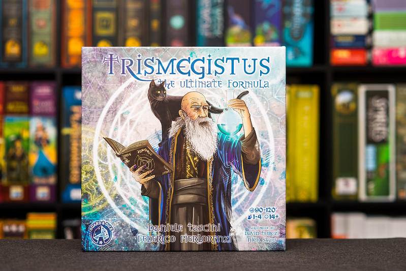 Trismegistus [Reseña]