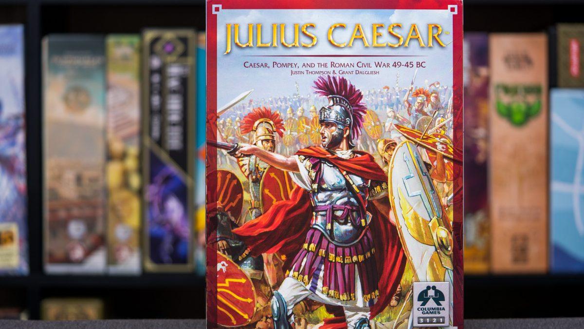 Julius Caesar [Reseña]