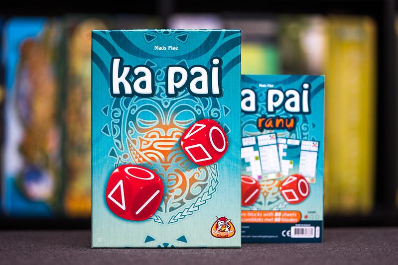 Ka Pai (+ expansión Ranu) [Reseña]