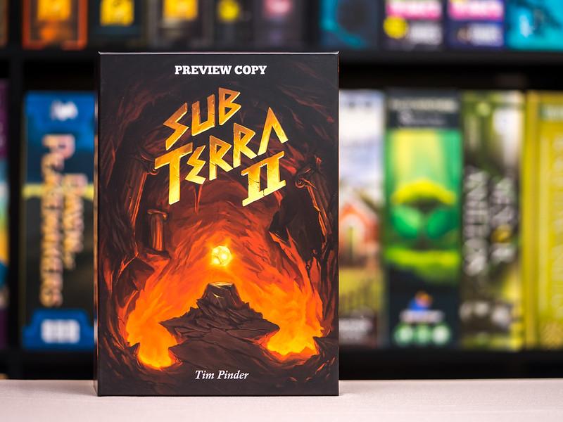 Sub Terra II [Impresiones]