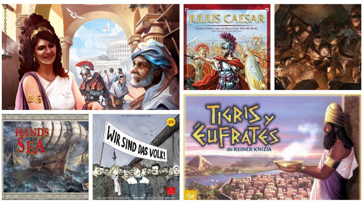 10 grandes juegos que ven poca mesa.