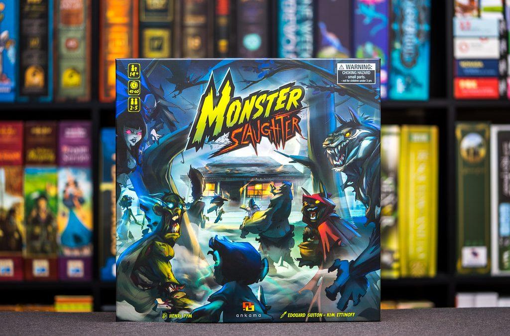 Monster Slaughter [Reseña]