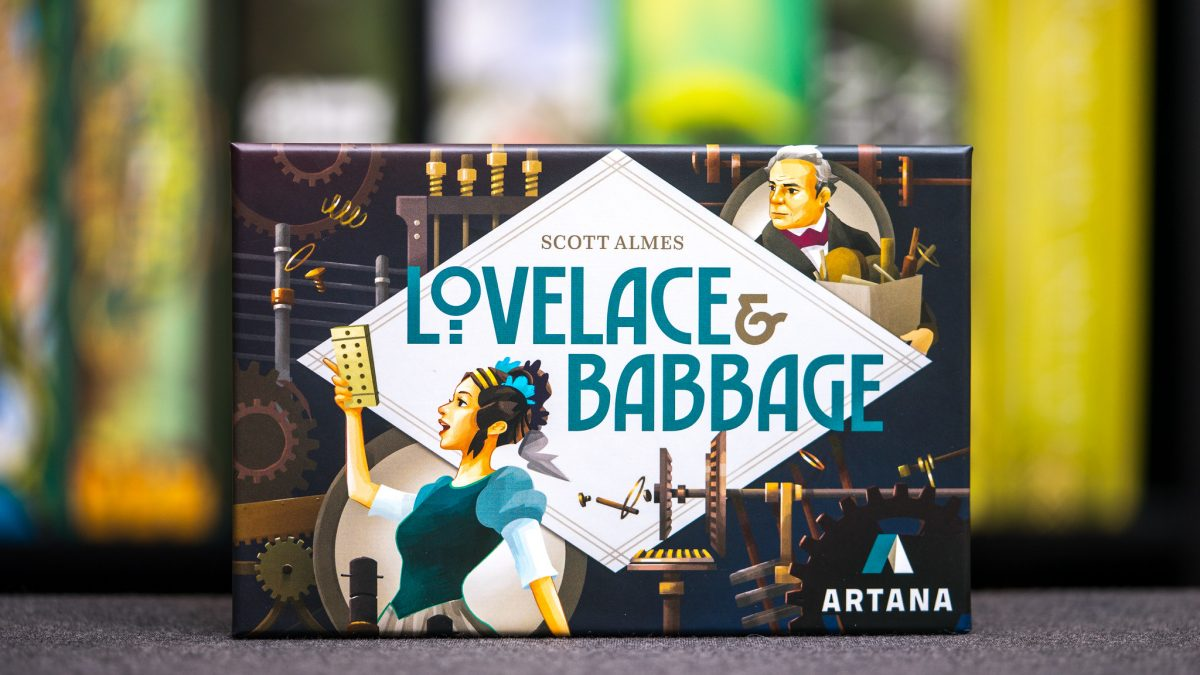 Lovelace & Babbage [Reseña]