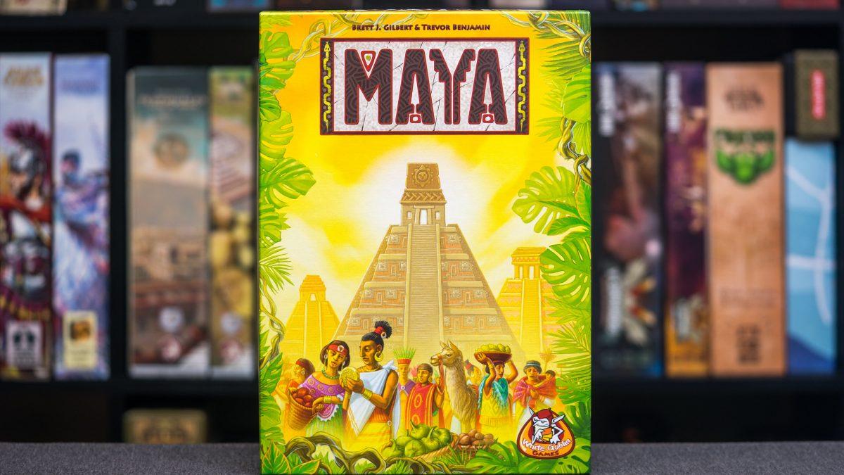 Maya [Reseña]