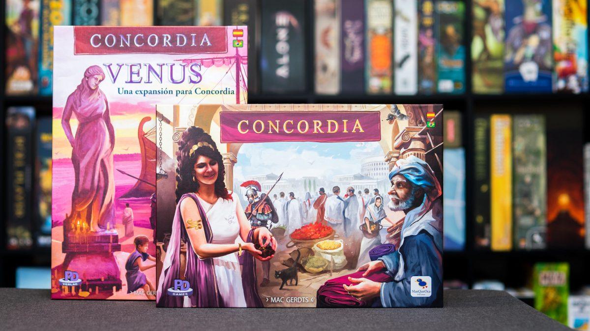 Concordia Venus [Reseña]
