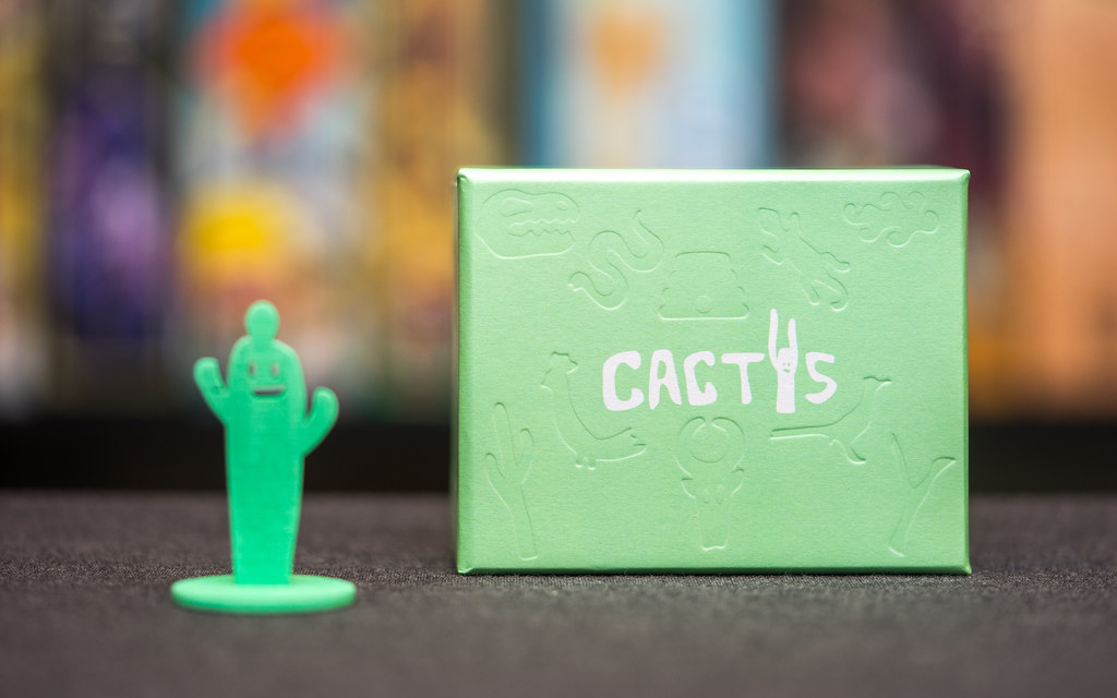 Cactus [Reseña]