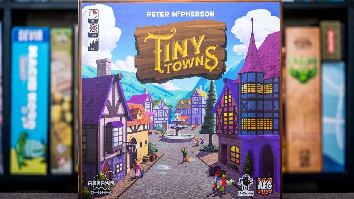 Tiny Towns [Reseña]