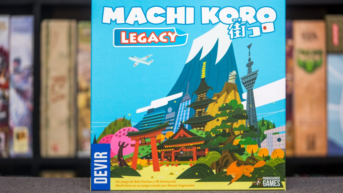 Machi Koro Legacy [Reseña sin spoilers]