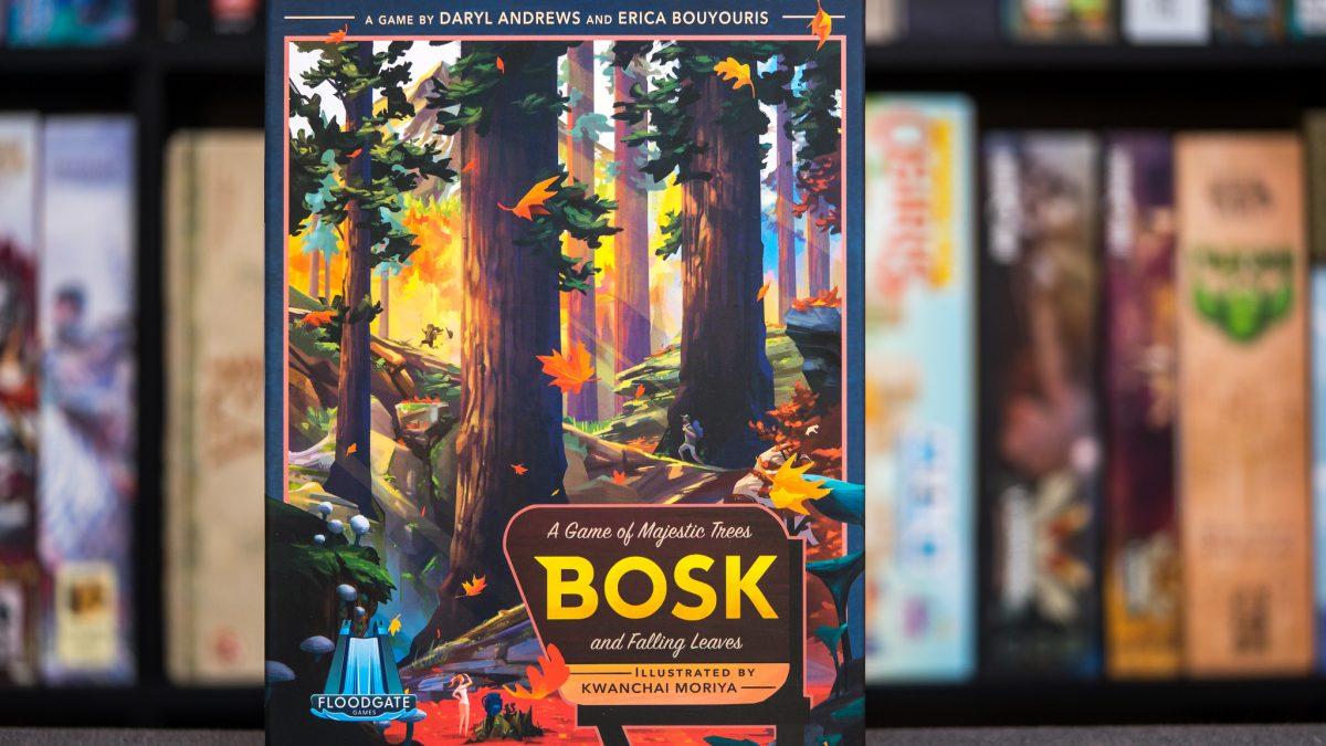 Bosk [Reseña]