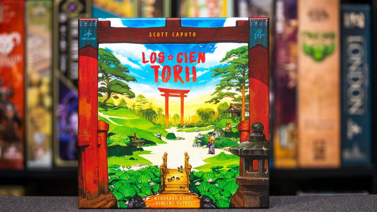 Los cien Torii [Reseña]