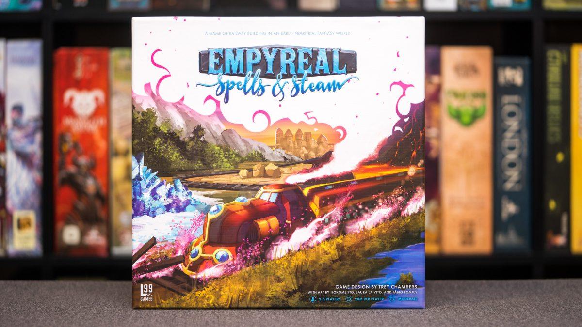 Empyreal: Spells & Steam [Reseña]