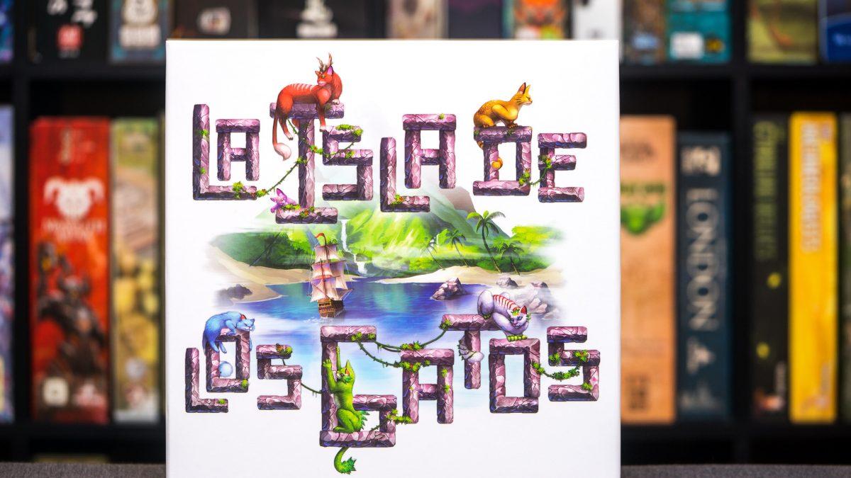 La Isla de los Gatos [Reseña]