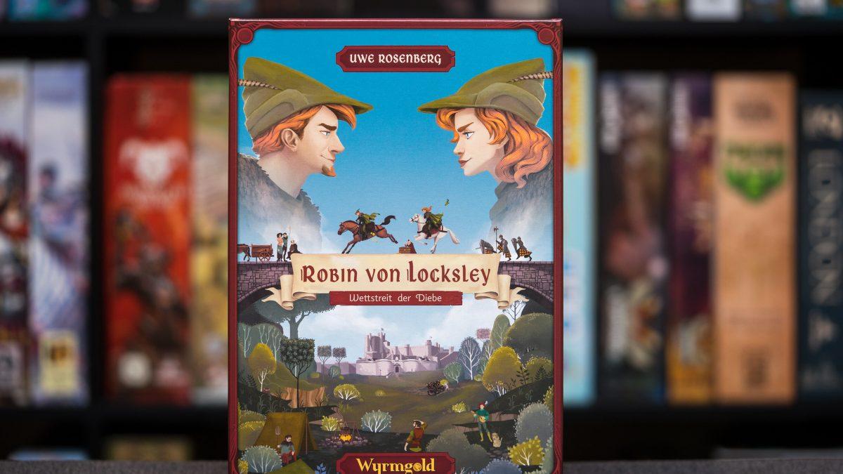 Robin von Locksley [Reseña]