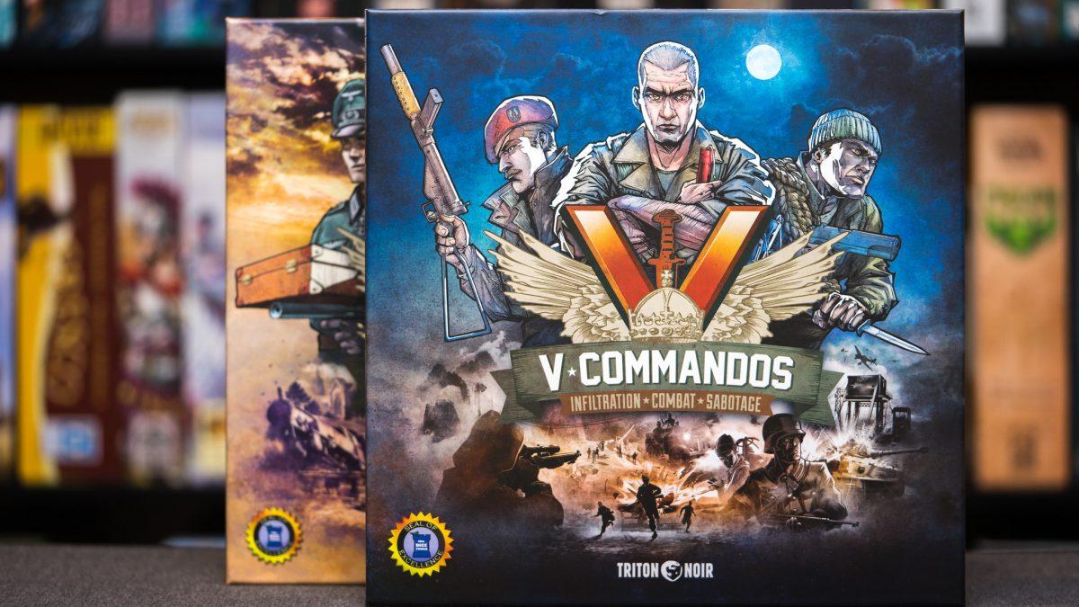 V-Commandos [Reseña]