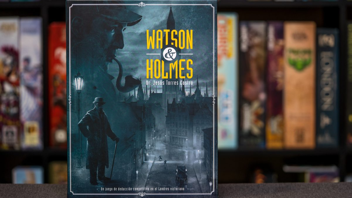 Watson & Holmes [Reseña]