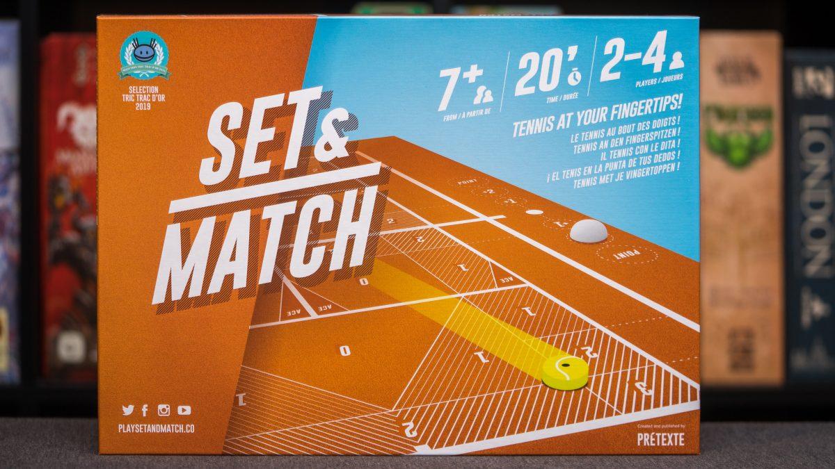 Set & Match [Reseña]