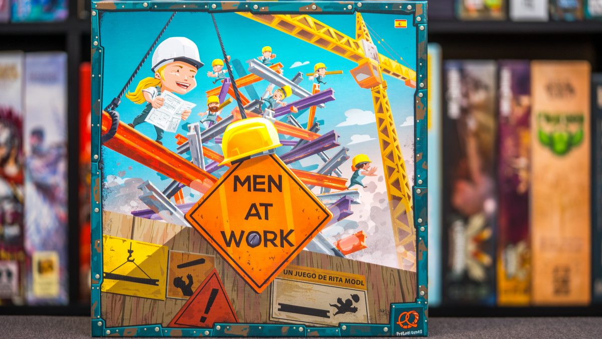 Men at Work [Reseña]