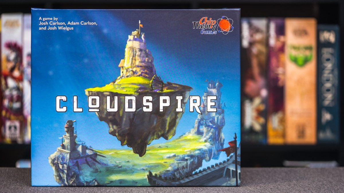 Cloudspire [Reseña]