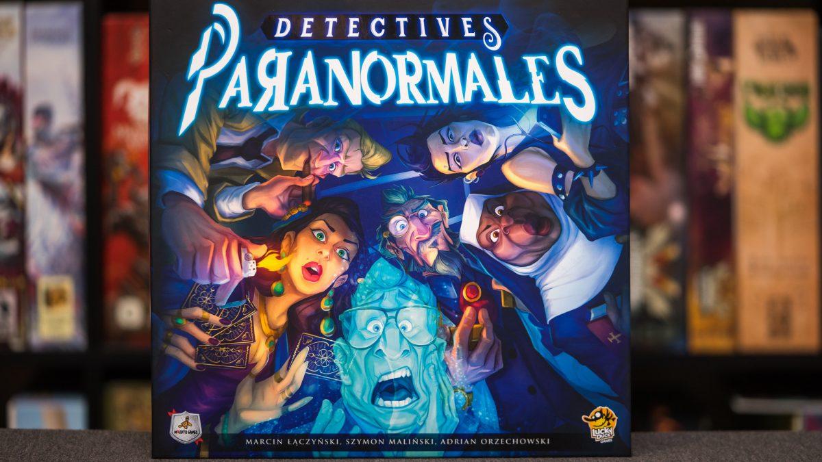 Detectives Paranormales [Reseña]