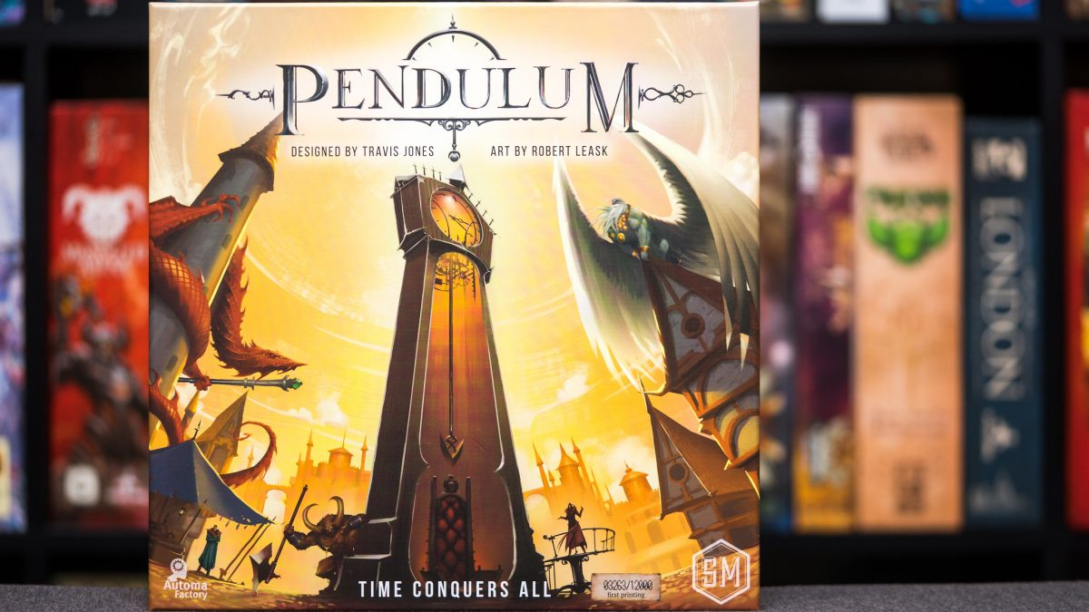 Pendulum [Reseña]