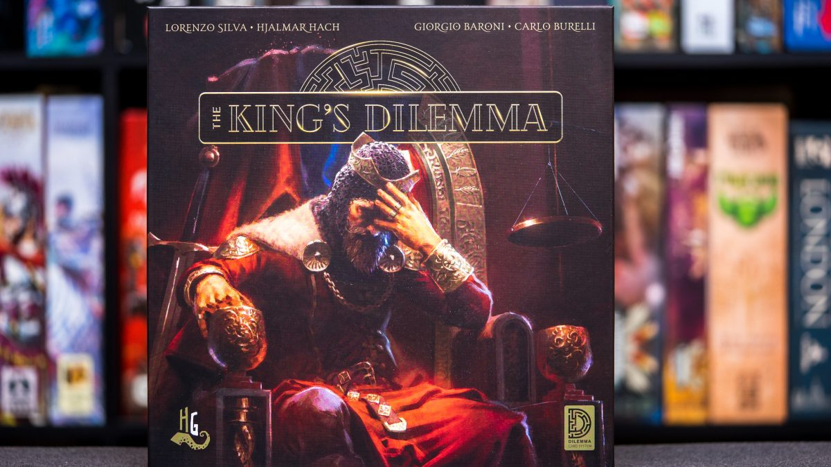 The King's Dilemma [Reseña]
