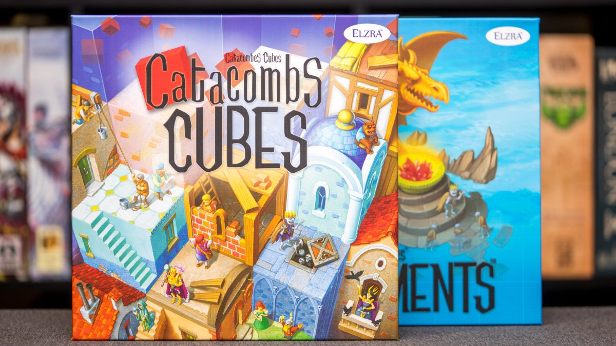 Catacombs Cubes + Monuments [Reseña]
