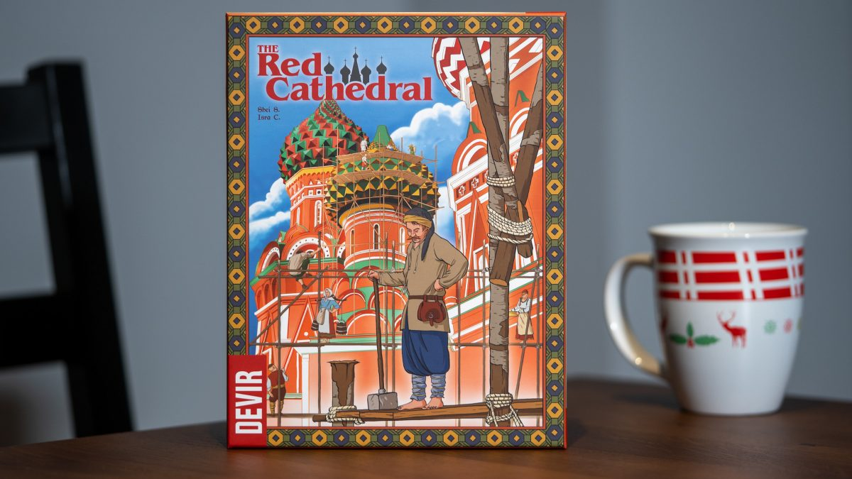 Red Cathedral [Reseña]