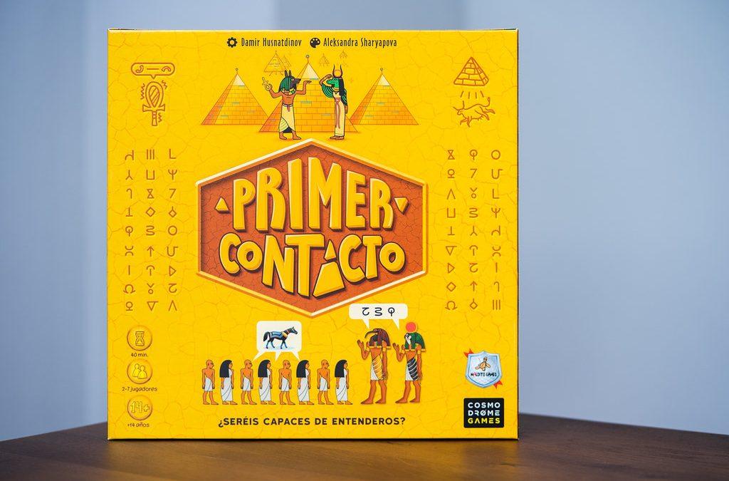 Primer Contacto [Reseña]