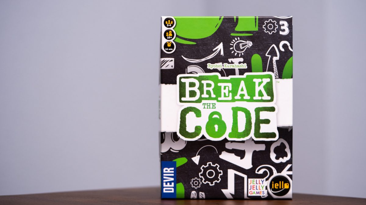 Break the Code [Reseña]